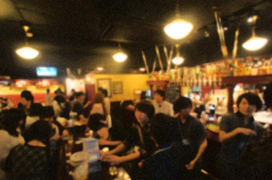 飲み会の様子 photo by @<a onclick=