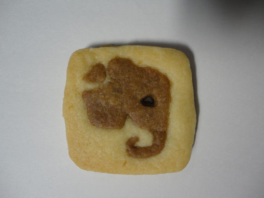 Evernoteクッキー