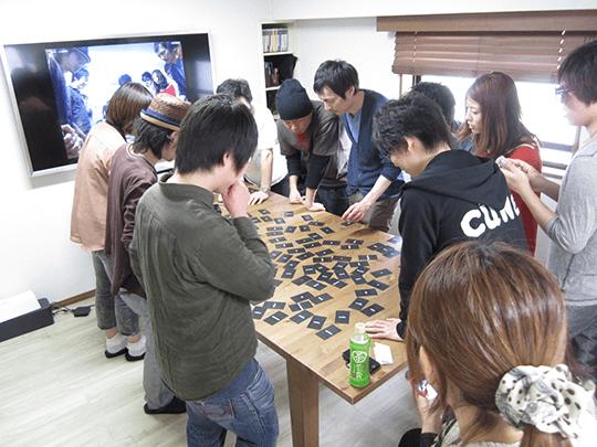 「HTML5KARUTA大会 秋葉原CSSS」のイベントレポート! - WEBCRE8.jp