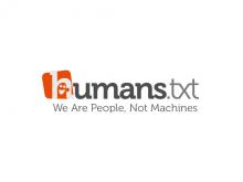 humans.txtの普及、頑張ってください★