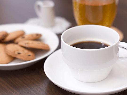 豆を挽くとコーヒー(と豊かな時間)が得られる