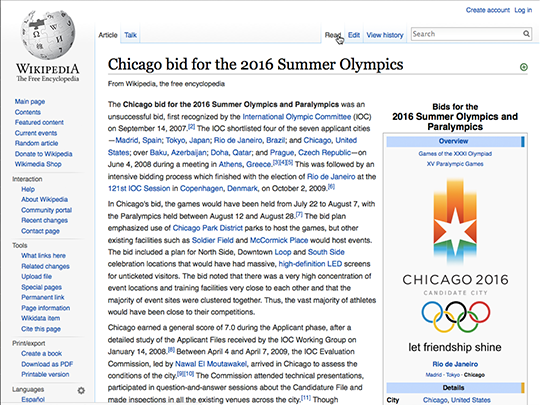 Chicago OlympicのロゴはGotham